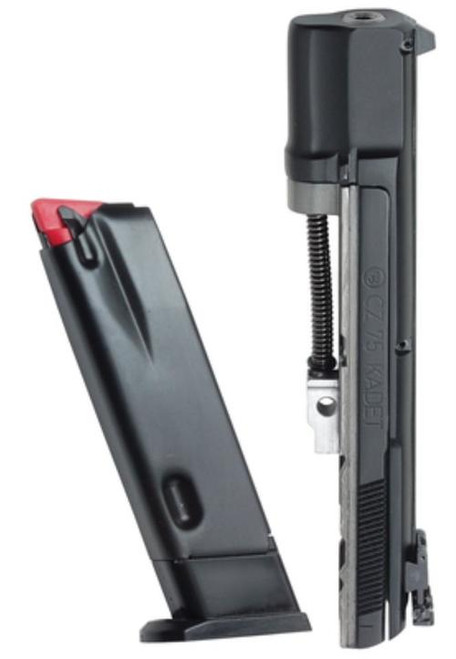 CZ 75 Kadet Adapter 22 Caliber Conversion Kit 75/85 Kadet 4.72 Black S
