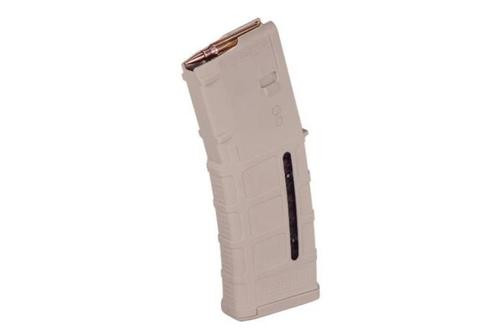 Magpul PMAG Sand Color M3 30 Round AR/M4, Window, 5.56x45/223 Mag