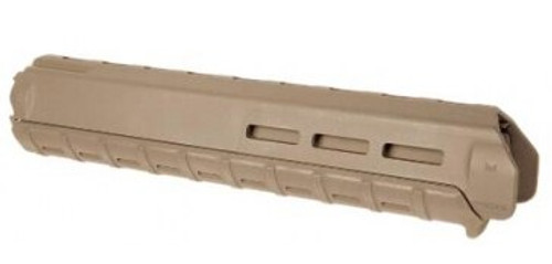Magpul AR-15 MOE M-LOK Handguard, Rifle Length, Flat Dark Earth, Polymer
