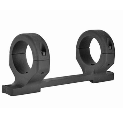 "DNZ Products Game Reaper Ruger American Mount Short Action Medium Height 1"" Matte Black"
