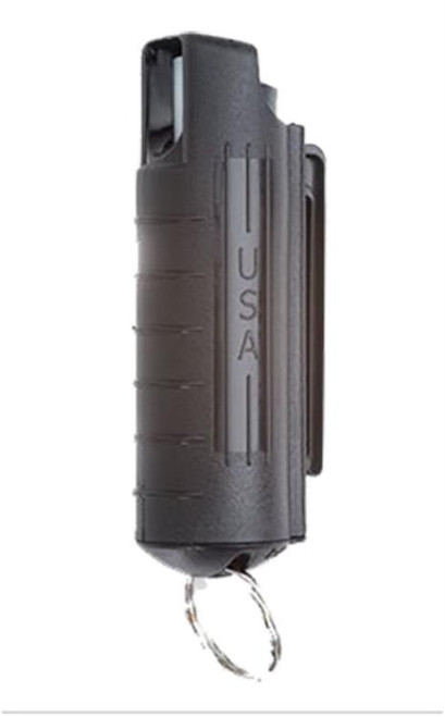 Mace Keycase Pepper Spray Contains 5 Short Blasts 11gr, 10%, Up to 10 Feet