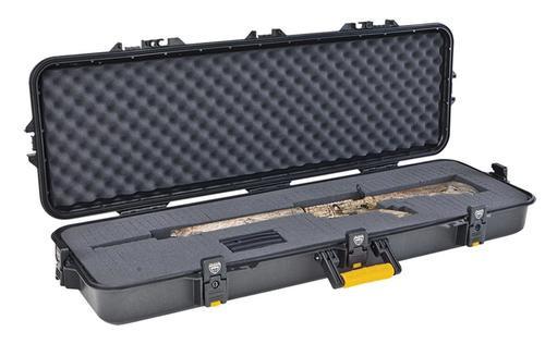 "Plano All Weather AR Case 42"" Polymer Black/Yellow, 46x16x5"""