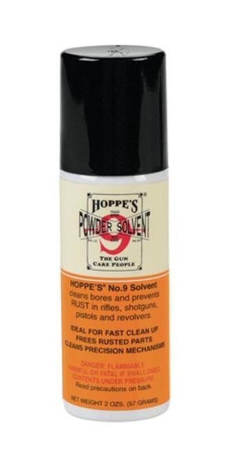 Hoppes No.9 Solvent Aerosol 2oz, Case