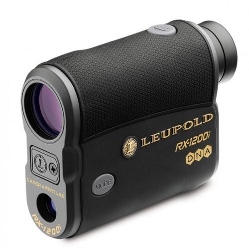 Leupold RX-1200i Laser Rangefinder, DNA Black