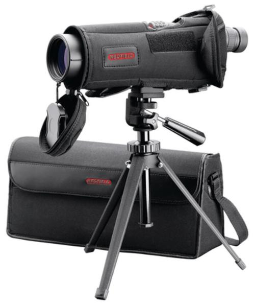 Redfield Rampage Spotting Scope Kit 20-60X60mm Waterproof With Tripod And View-Thru Case