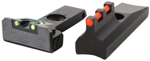 Williams Gun Sight Firesight Adjustable Set Ruger Mark II/III Bull Barrel/Government/Slabside/22-45
