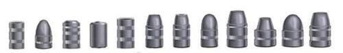 Speer Handgun Bullets Lead 32 Caliber .314 98 Gr, Hollow Base Wadcutter, 1000/Box