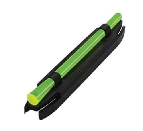 Hiviz Magnetic Shotgun Sight, Red/Green
