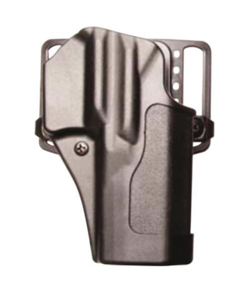 Blackhawk Sportster Standard Holster Matte Black Left Hand Glock 17/22/31