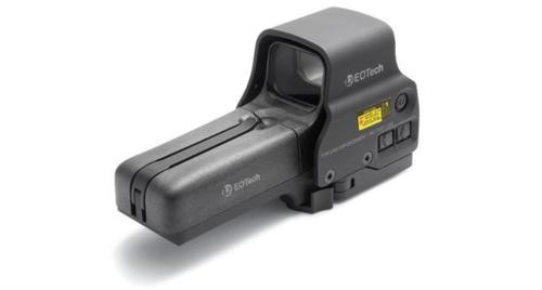 EOTech Holographic Weapon Sight, Black, QD Mount, NV Compatible