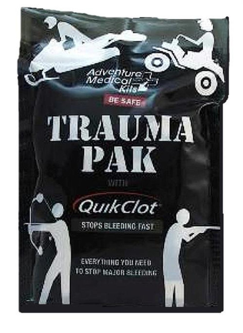 Adventure Medical Kits Trauma Pak Kit, QuikClot