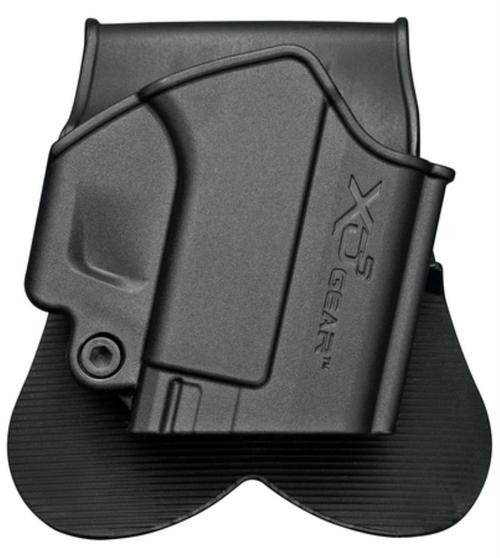 Springfield XDS Paddle Holster, Right Hand, Black