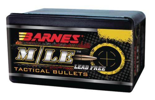 Barnes Bullets Tactical 338 Lapua 338 Caliber .338 285gr TAC-X BT, 50rd/Box
