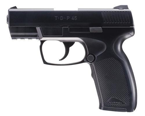 Umarex RWS Umarex TDP 45 Semi Automatic Air Pistol, .177 Caliber, Polymer, Black