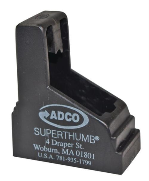 Eagle Import Staggered 9mm/Some Straight In-Line Mag Speedloader Black