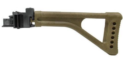 Tapco AK Folding Stock Composite Flat Dark Earth