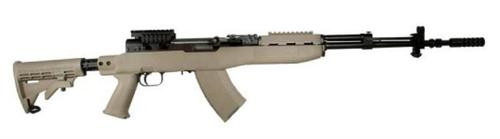 TAPCO SKS T6 Collapsable Stock Dark Earth