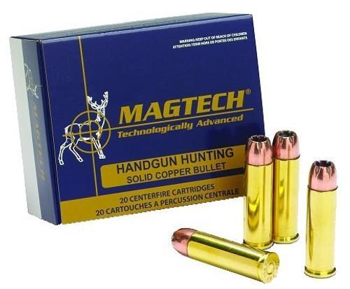 Magtech 500 S&W Light Loading SJSP 325gr 20rd Box