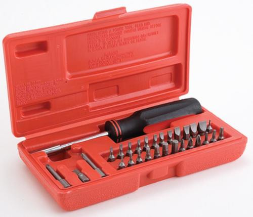 DAC TECH 31 piece Screwdriver Set