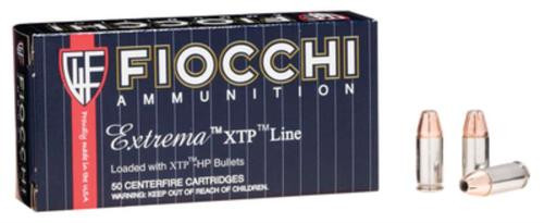 Fiocchi Extrema 9mm 115gr, XTP Hollow Point 25rd/Box