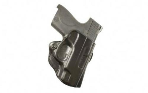 Desantis Mini Scabbard, S&W Shield Belt Holster, RH, Black