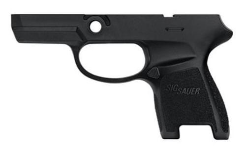 Sig Grip Module Assy 250 320 9/40/357 Subcompact Small Black