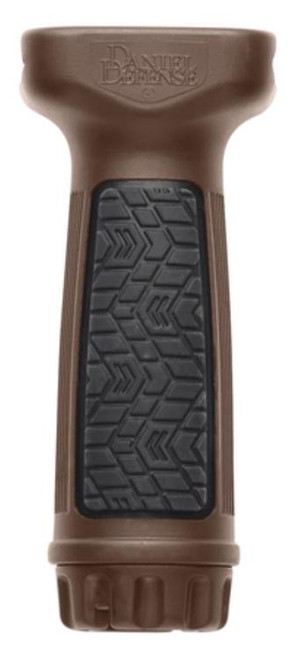 Daniel Defense Vertical Foregrip With Soft Touch Rubber Overmolding Mil Spec+