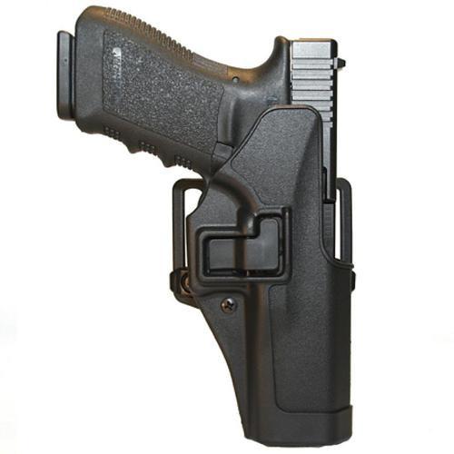 Blackhawk Serpa CQC Concealment 0 Glock 29/30/39 Carbon Fiber Black