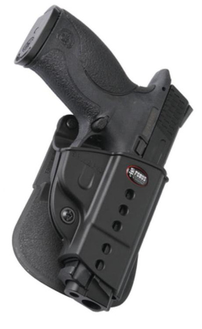 Fobus Evolution 2 Paddle S&W M&P, Black, Right Hand