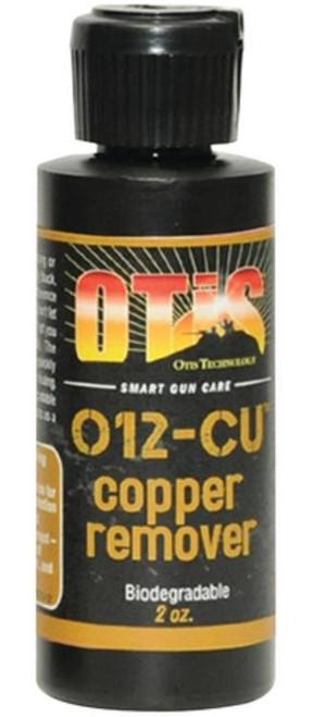Otis O12-CU Copper Remover 2oz Bottle