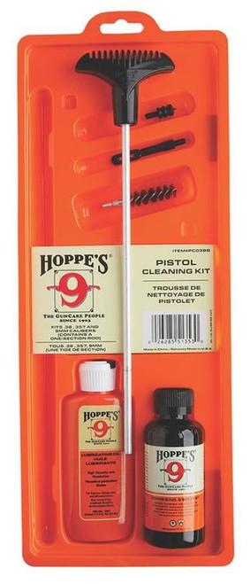 Hoppe's Handgun Cleaning Kit .44/.45 Caliber