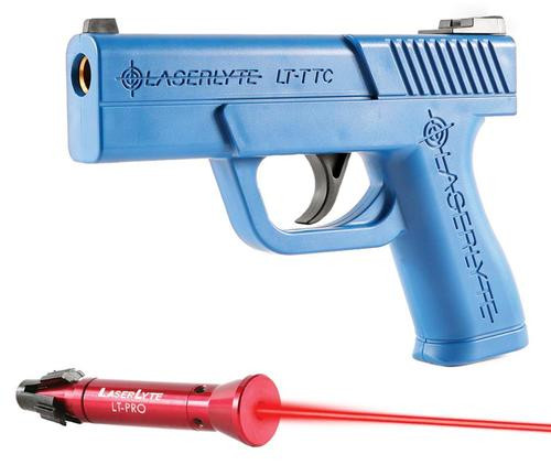 LaserLyte Trigger Tyme Trainer Pro Compact Kit