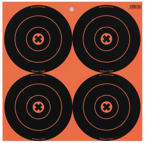 "Birchwood Casey Big Burst Revealing Targets 6"" Targets, 12/Pack"