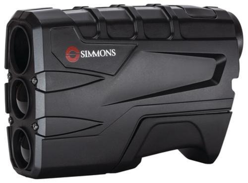 Simmons Optics Laser Rangefinder LRF 600 Black
