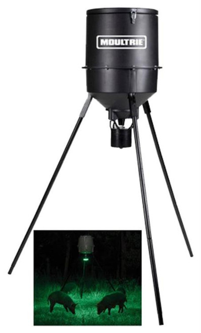 Moultrie Tripod Feeder 30 Gallon