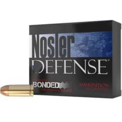 Nosler Performance Bonded 45 ACP Hollow Point 230 gr, 20rd Box