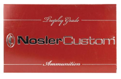 Nosler Trophy Grade .243 Winchester, 90gr, E-Tip, 20rd Box
