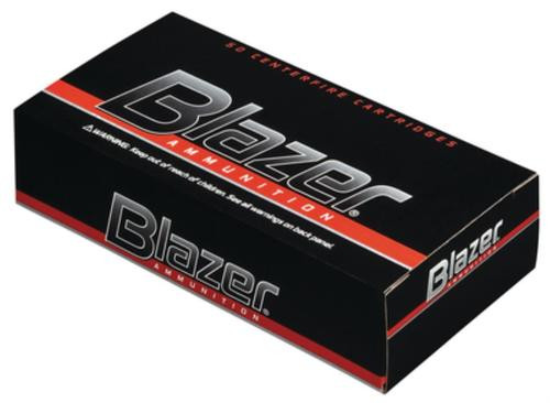 CCI Blazer .45 Colt 200 Gr, Jacketed Hollow Point, Aluminum Case, 50rd Box