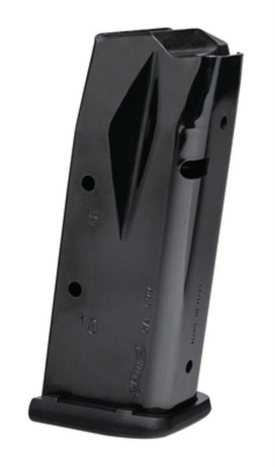 Walther Mag P99C 9mm 10rd Black Steel