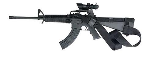 Galco BATTL Sling Black, AR15/M16 and M4