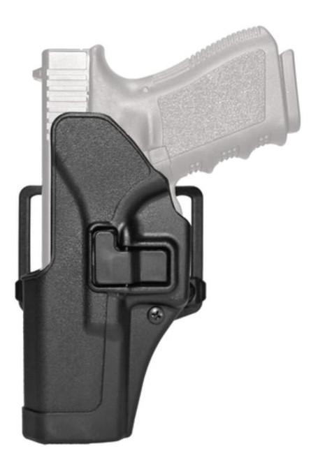 Blackhawk CQC Serpa Holster, For Glock 17/22, Black, Left Handed