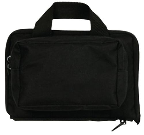 Bulldog Cases Extra Small Mini Range Bag Black 9x6x1 Inch