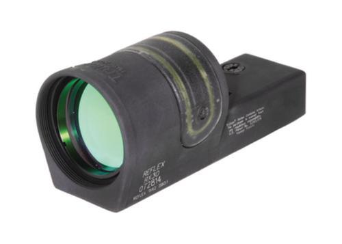 Trijicon Reflex Sight 1x42mm 6.5 MOA Amber Dot Reticle Without Mount Matte Black