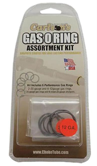 Carlson's Universal Gas O-Ring Assortment Kit for 12ga, 20ga, or 28ga