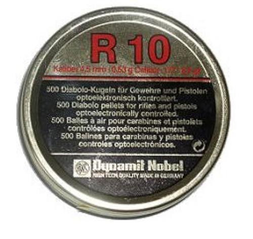 Umarex RWS R10 Match Pellets .177 Wadcutter 500ct