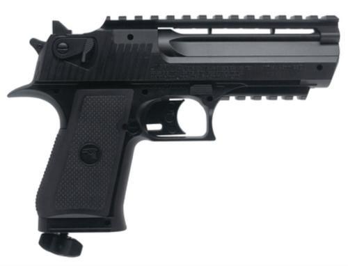"Umarex Baby Desert Eagle Air Pistol .177 BB, 4.7"" Barrel, Picatinny Rail, Black"