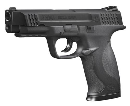 "Umarex Firearms Smith & Wesson M&P 45 Pellet And BB Air Pistol .177 Caliber 8"" Barrel All Black 8rd"