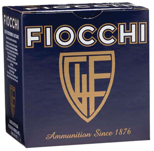"Fiocchi High Velocity Shotshells 16 Ga, 2.75"", 1-1/8oz, 5 Shot, 25rd/Box"