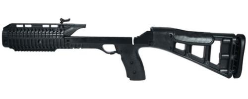 Hi-Point Target Stock Conversion For Hi-Point 995B 9mm Carbines, Black Polymer, Skeletonized