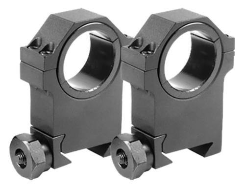 Barska 30mm Standard Accepts up to 56mm Extra High 30mm Diameter Black